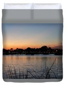 Reflection Lagoon Duvet Cover