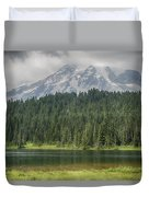 Reflection Lake Duvet Cover