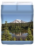 Reflection Lake Duvet Cover