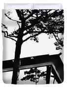Reflection Study Duvet Cover
