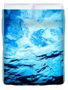 Reflections And Shadows Duvet Cover