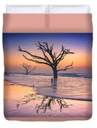 Reflections Erased - Botany Bay Duvet Cover