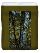 Reflections Fall Duvet Cover