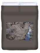 Reflections In The River Duvet Cover