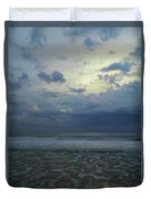 Reflections In The Surf Duvet Cover