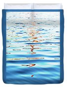Reflections In Water Duvet Cover