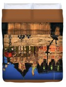 Reflections Of An Empress Duvet Cover