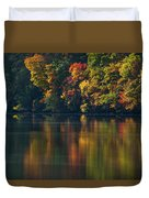 Reflections Of Colors Duvet Cover