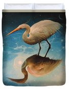 Reflections Of Creation Duvet Cover