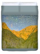 Reflections Of Montenegro No.3 Duvet Cover