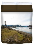 Reflections Of Mosier Duvet Cover