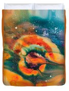 Reflections Of The Universe No. 2051 Duvet Cover