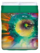 Reflections Of The Universe No. 2062 Duvet Cover