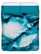 Reflections Of The Universe No. 2068 Duvet Cover