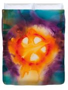 Reflections Of The Universe No. 2074 Duvet Cover