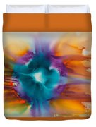 Reflections Of The Universe No. 2305   Duvet Cover