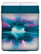 Reflections Of The Universe No. 2307 Duvet Cover