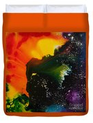Reflections Of The Universe No. 2318 Duvet Cover
