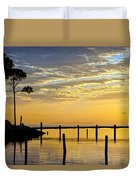Reflections Of You Duvet Cover