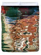 Reflections Venice_dsc4687_03032017 Duvet Cover