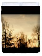 Reflective Moments Duvet Cover