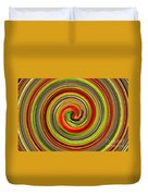Refresh Your Mind With Tropical And Juicy Colors In Your Dinning Area Duvet Cover