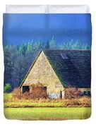Refuge Barn Duvet Cover
