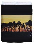 Refuge Sundown Duvet Cover