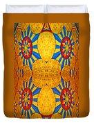 Regal Beauty Duvet Cover
