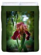 Regal Iris Duvet Cover