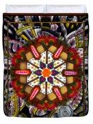 Regal Mandala Duvet Cover
