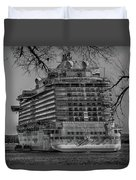 Regal Princess Hamilton Duvet Cover