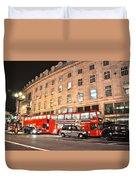 Regent Street  Duvet Cover