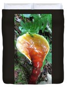 Reishi Sprout Duvet Cover