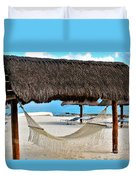 Relaxation Defined Duvet Cover