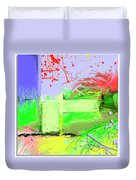 Relaxing Intermission Duvet Cover