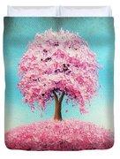 Remember The Bloom Duvet Cover