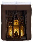 Remsen Building Window, Nyc Duvet Cover