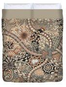 Renaissance Tangle Art Duvet Cover