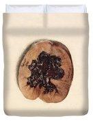 Renal Blood Clot, Kidney, Illustration Duvet Cover