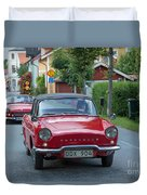 Renault Caravelle Duvet Cover