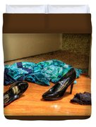 Rendezvous Do Not Disturb Duvet Cover