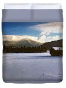Rendezvous Duvet Cover