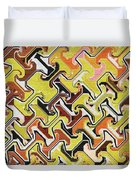 Repetitious Duvet Cover