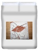 Repose - Tile Duvet Cover