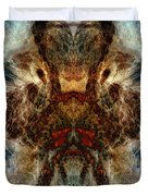 Repressed Temper Duvet Cover
