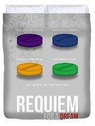 Requiem For A Dream Duvet Cover