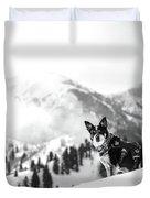 Rescue Dog Duvet Cover