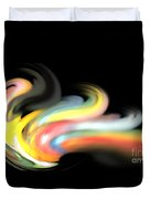 Resonant Frequency Duvet Cover
