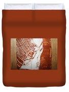 Respectful - Tile Duvet Cover